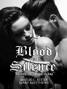 Blood Of Silence, Tome 9 : Lochan La couverture du livre martien