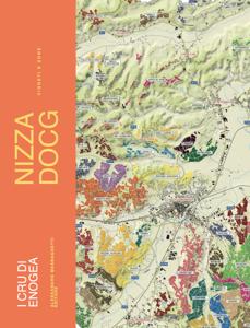 Nizza DOCG: Vigneti e Zone Libro Cover