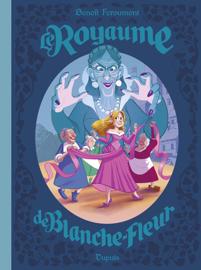 Le Royaume de Blanche-Fleur - Le complot de la reine