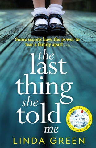 The Last Thing She Told Me PDF Download