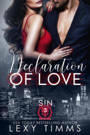 Declaration of Love book