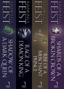 The Serpentwar Saga Book Cover