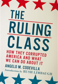 The Ruling Class Book Cover