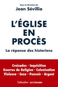 L'Église en procès La couverture du livre martien