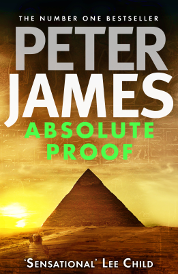 Peter James - Absolute Proof book