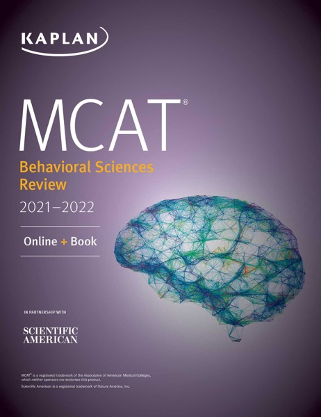 MCAT Behavioral Sciences Review 2021-2022