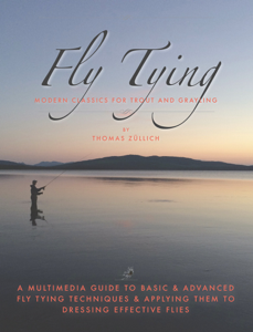 Fly Tying Cover Book