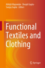Functional Textiles and Clothing PDF Download