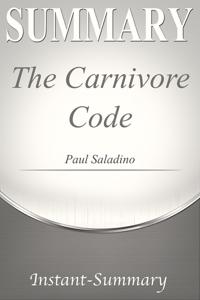The Carnivore Code Capa de livro