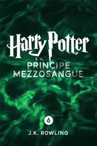 Harry Potter e il Principe Mezzosangue (Enhanced Edition) Copertina del libro