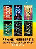 Frank Herbert's Dune Saga Collection: Books 1 - 6 Book Cover