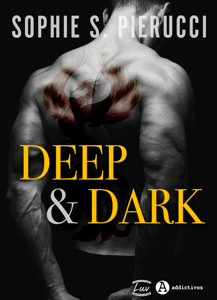 Deep and Dark La couverture du livre martien
