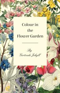 Colour in the Flower Garden Boekomslag