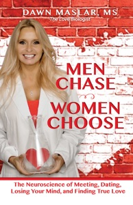 Men Chase, Women Choose Book Cover