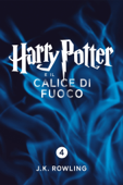 Harry Potter e il Calice di Fuoco (Enhanced Edition) Book Cover
