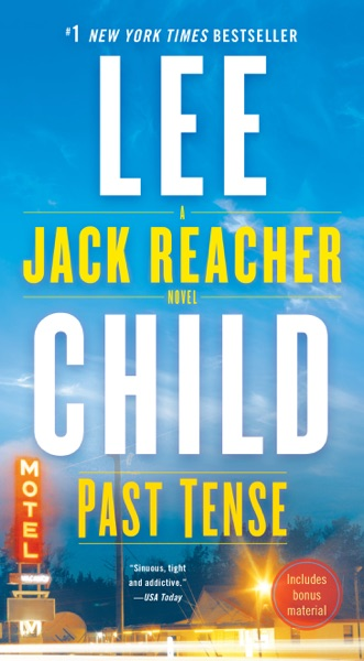 Past Tense - Lee Child book cover