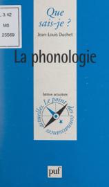 La phonologie