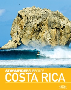 The Stormrider Surf Guide Costa Rica Book Cover