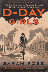 D-Day Girls Book Cover