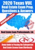 2020 Texas VUE Real Estate Exam Prep Questions & Answers: Study Guide To Passing The Salesperson Real Estate License Exam Effortlessly