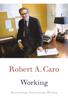Robert A. Caro - Working artwork