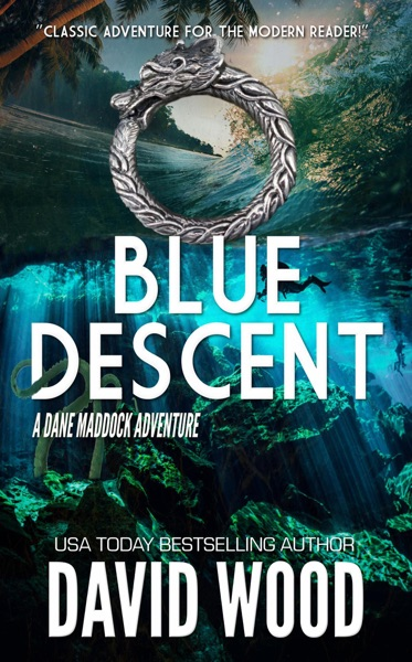 Blue Descent - David Wood book cover