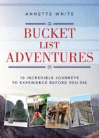 Annette White - Bucket List Adventures artwork