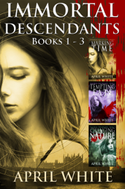 The Immortal Descendants: Books 1-3
