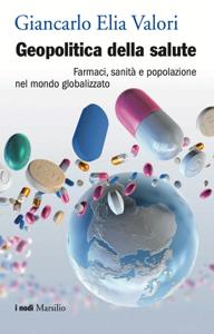 Geopolitica della salute Copertina del libro
