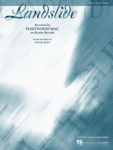 Landslide (Sheet Music) Libro Cover