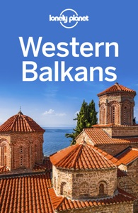 Western Balkans Travel Guide Book Cover