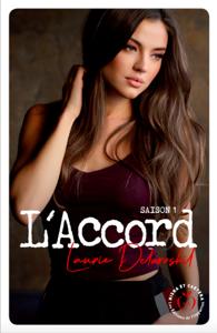 L'Accord - Saison 1 La couverture du livre martien