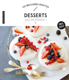 Desserts qui en jettent !