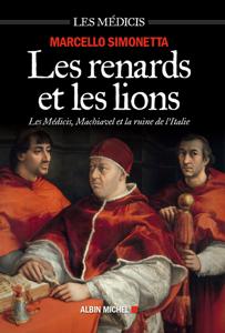 Les Renards et les lions La couverture du livre martien