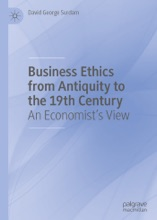 Business Ethics From Antiquity To The 19th Century
