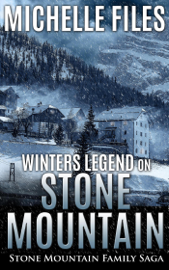 Winters Legend on Stone Mountain