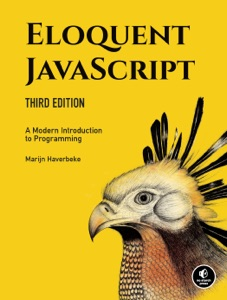 Eloquent JavaScript, 3rd Edition Book Cover