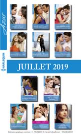 11 romans Azur + 1 gratuit (n°4103 à 4113 - Juillet 2019)