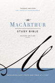 NASB, MacArthur Study Bible, 2nd Edition, eBook
