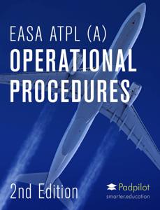 EASA ATPL Operational Procedures 2020 Boekomslag