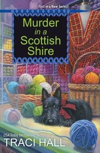 Murder in a Scottish Shire Book Cover