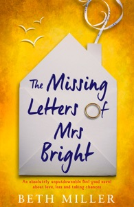 The Missing Letters of Mrs Bright Book Cover