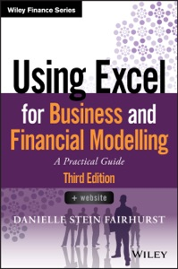 Using Excel for Business and Financial Modelling Book Cover
