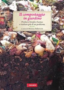 Il compostaggio in giardino Copertina del libro
