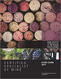 Certified Specialist of Wine