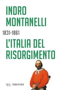L'Italia del Risorgimento - 1831-1861 Book Cover