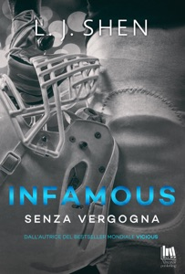 Infamous. Senza Vergogna Book Cover
