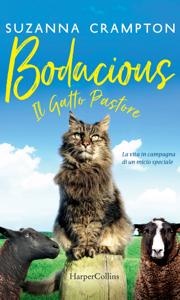 Bodacious - Il gatto pastore Libro Cover