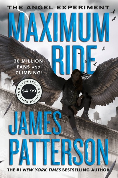 The Angel Experiment - James Patterson book cover