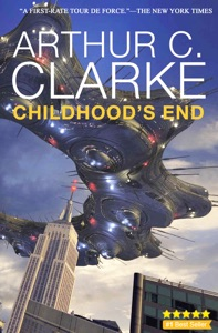Childhood's End Book Cover